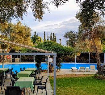 Grecja – wyspa Evia  – prawie jak w raju;)