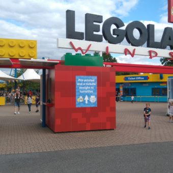 London and LEGOLAND