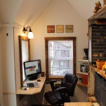 Home office – pierwsza perspektywa
