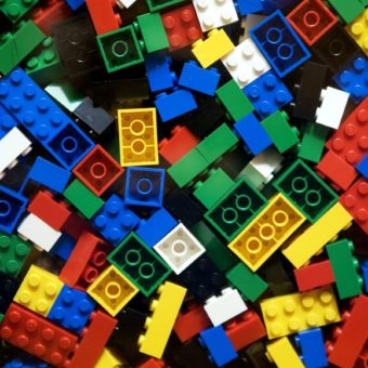 Wystawa lego a programowanie