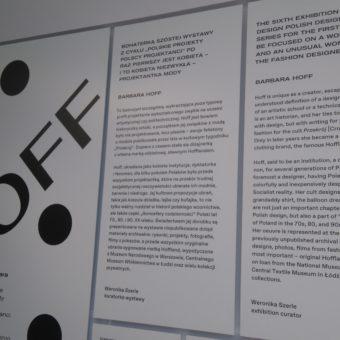 Muzeum Miasta Gdyni – wystawa poświęcona Barbarze Hoff